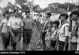 Refleksi Hari Pramuka, 45 Tahun Silam Gudep 77 Pramuka Al Irsyad Surabaya