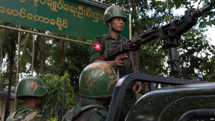 Militer Myanmar Akan Menghukum Anggotanya Atas Kejahatan Kepada Rohingya