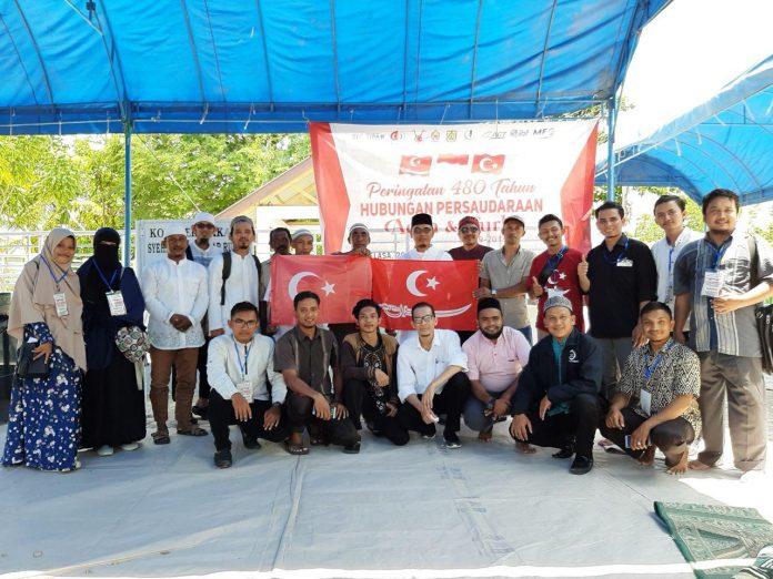 Wali Kota Banda Aceh Buka Peringatan 480 Tahun Hubungan Persaudaraan Aceh dan Turki