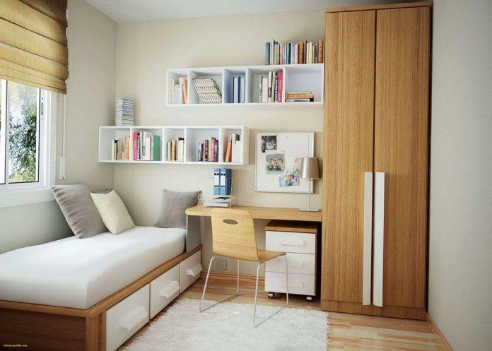 8 Tips Dekorasi Kamar Tidur Sempit Agar Lebih Hidup dan Berwarna