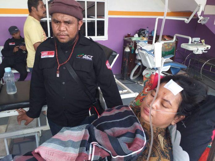 ACT Siaga Kirimkan Bantuan Gempa Ambon