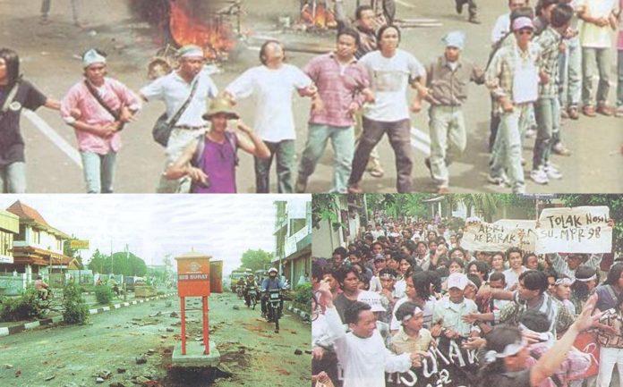 Aksi 'Gejayan Memanggil' dan Tragedi Demonstrasi Selepas Salat Jumat di Yogyakarta
