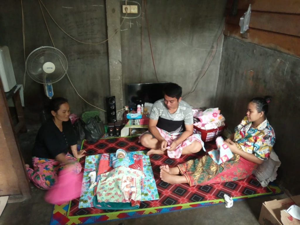 Belum Sempat Diberi Nama, Bayi di Riau Meninggal Karena Sesak Nafas