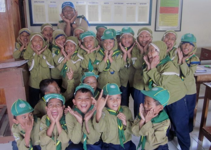 Cara SD Muhammadiyah Eksis di Tengah Warga NU