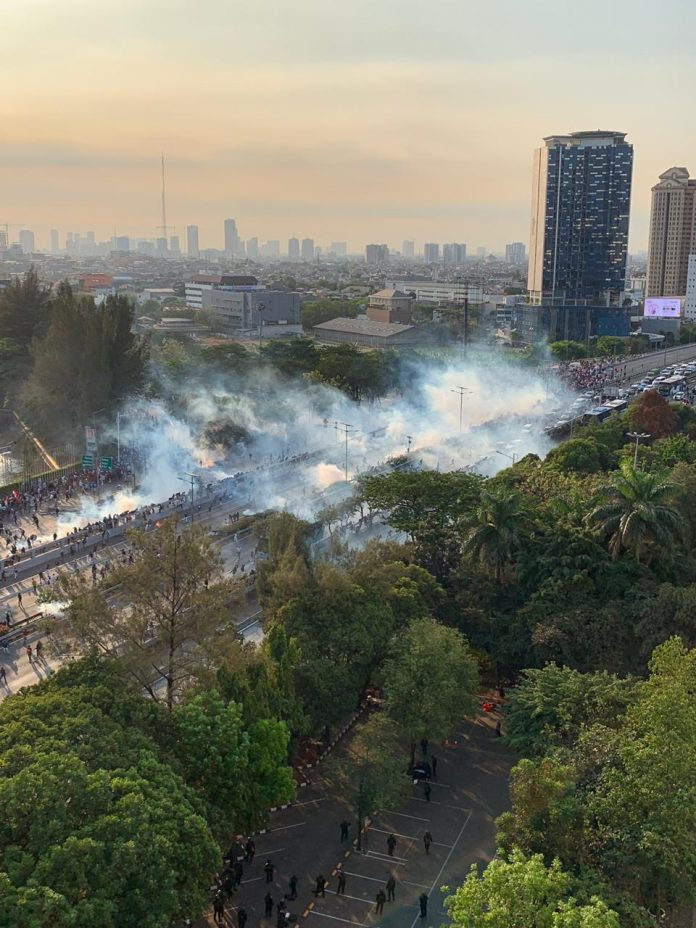 Keluarga Besar PII Imbau Mahasiswa Waspadai Kelompok yang Merusak Tujuan Demonstrasi