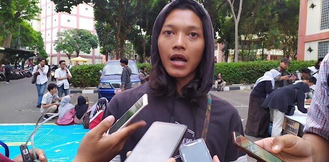 Mahasiswa UIN Jakarta Diciduk Kepolisian, Usai Aksi di DPR