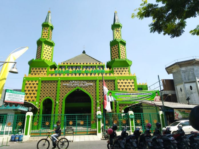Masjid Al Abror Berusia 341 Tahun, Masjid Tertua Di Kota Sidoarjo