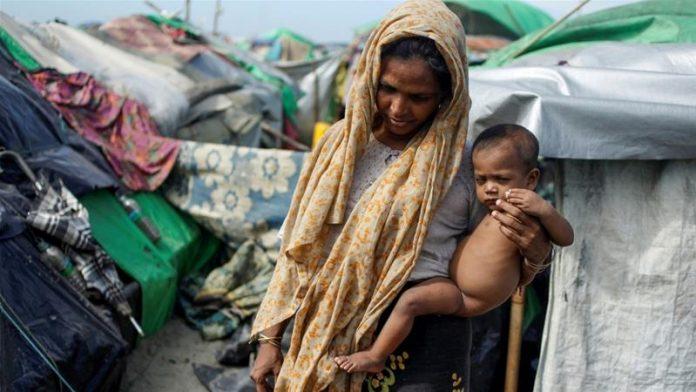 PBB 600 Ribu Rohingya di Myanmar Menghadapi Ancaman Genosida