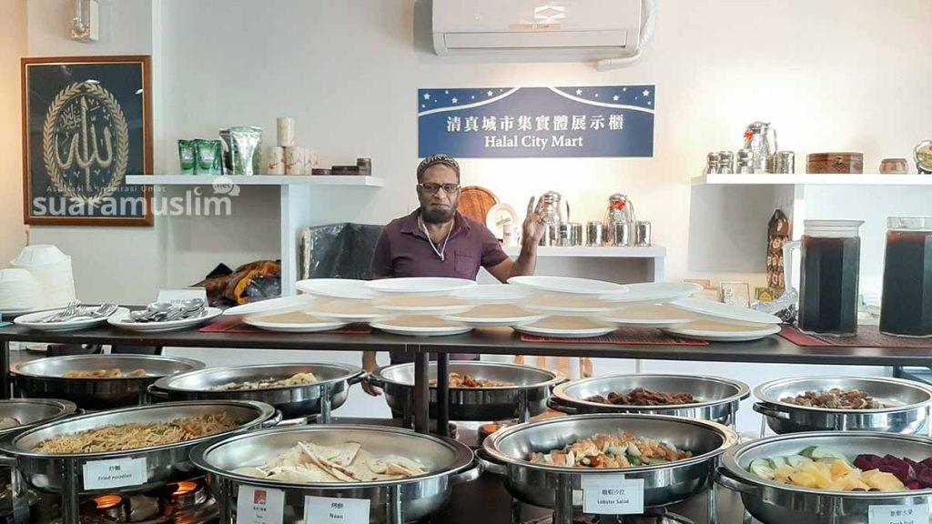 Pemilik Restoran Halal yang Bercita-cita Bangun Masjid di Taitung Taiwan