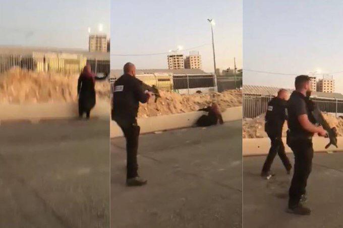 Wanita Palestina Ditembak Mati Setelah Diduga Berusaha Menikam Petugas Israel