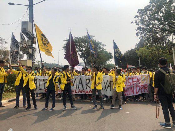 Tuntutan Pengesahan RUU P-KS dalam Demo Mahasiswa, AILA: Susupan Kelompok Berpaham Kebebasan Seksual