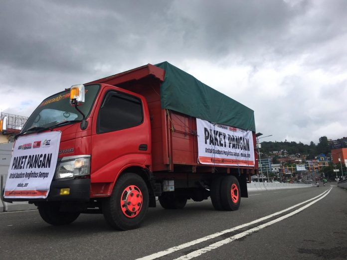 ACT Kirimkan Bantuan Logistik Menuju Tiga Titik Terdampak Parah Gempa Maluku