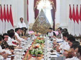 Jokowi ke Menterinya Tidak Ada Visi Menteri, Yang Ada Visi Presiden