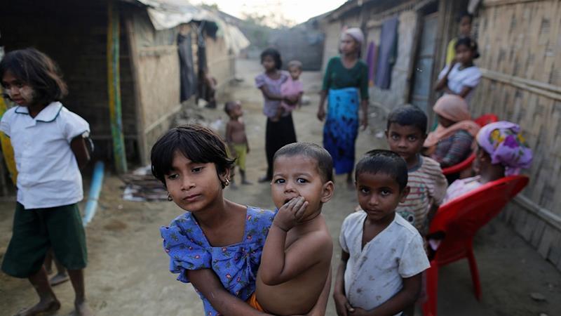 Myanmar Penjarakan 21 Rohingya, Menahan Anak-Anak karena Berusaha Bepergian