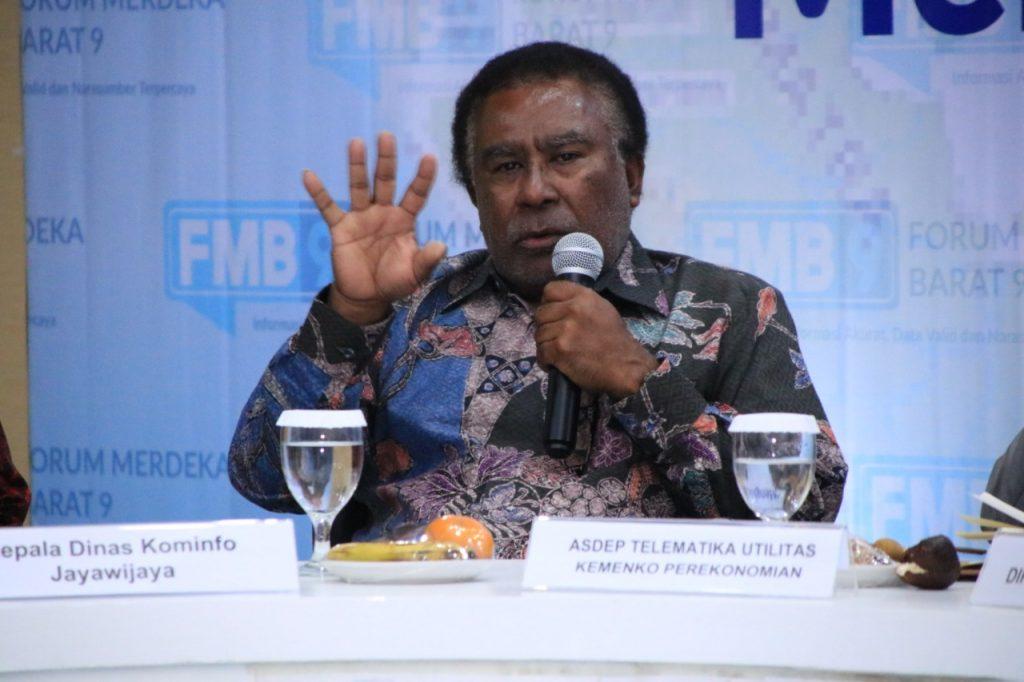 Pemkab Jayawijaya Berharap Palapa Ring Dorong Ekonomi Digital Papua Tumbuh