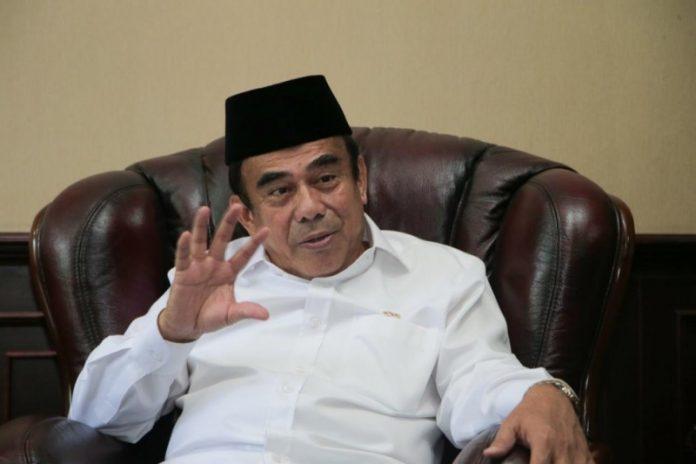 Menteri agama kabinet Indonesia Maju, Fachrul Razi