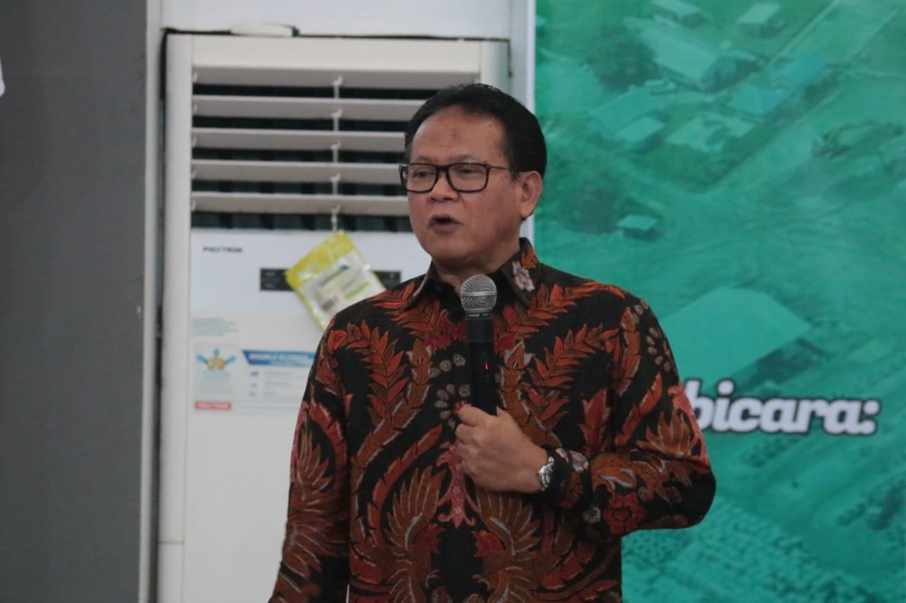 Hadiri World Ocean Forum 2019, Rokhmin Dahuri Paparkan Pentingnya Kerja Sama Indonesia-Korea di Bidang Maritim