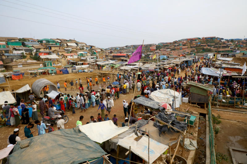 Bertemu Wapres Ma'ruf Amin, Myanmar Yakinkan Keamanan Rohingya