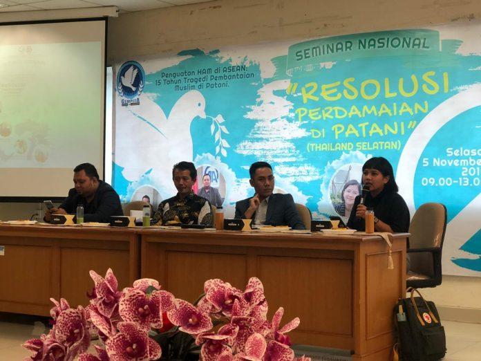 15 Tahun Tragedi Pembantaian Muslim Patani dan Resolusi Perdamaian di Thailand Selatan