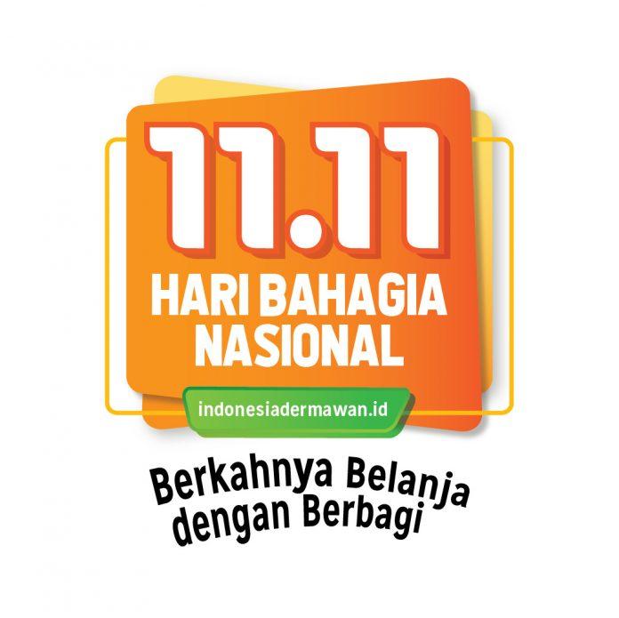 ACT Ajak Dermawan Raih Berkah Berlipat di Hari Bahagia Nasional 11.11