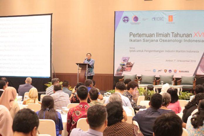 Mantan Menteri Kelautan dan Perikanan Ini Dukung Penggunaan Teknologi Berbasis Industri 4.0