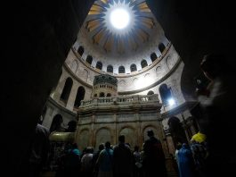 Pembersihan Etnis Kristen Palestina oleh Israel