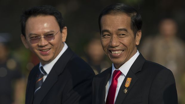 Sampai Kapan Jokowi Jadi Korban Ahok