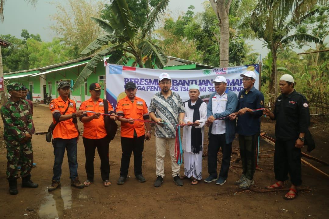 Satu Tahun Tsunami Selat Sunda, WMI dan AQL Lakukan Refleksi