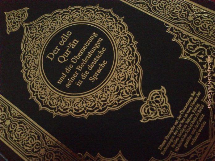 Terjemahan Al Quran ke Bahasa Barat
