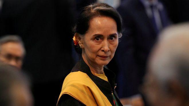 7 Peraih Nobel Desak Aung San Suu Kyi Akui Genosida Rohingya