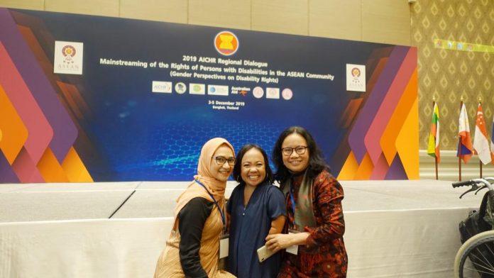 Angkie Yudistia Indonesia Punya Perhatian Besar pada Isu Disabilitas Perempuan