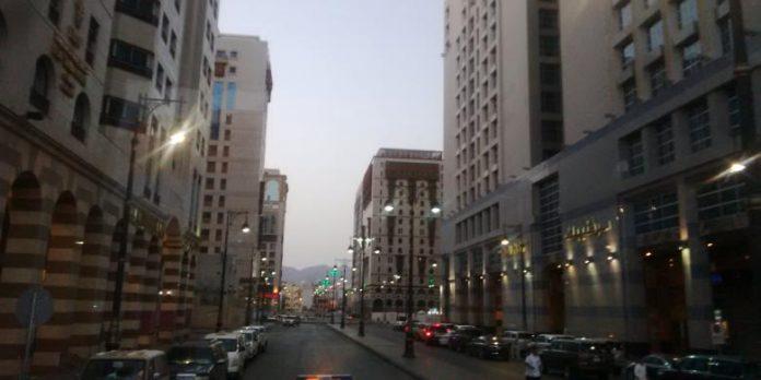 Industri di Madinah Al Munawwarah