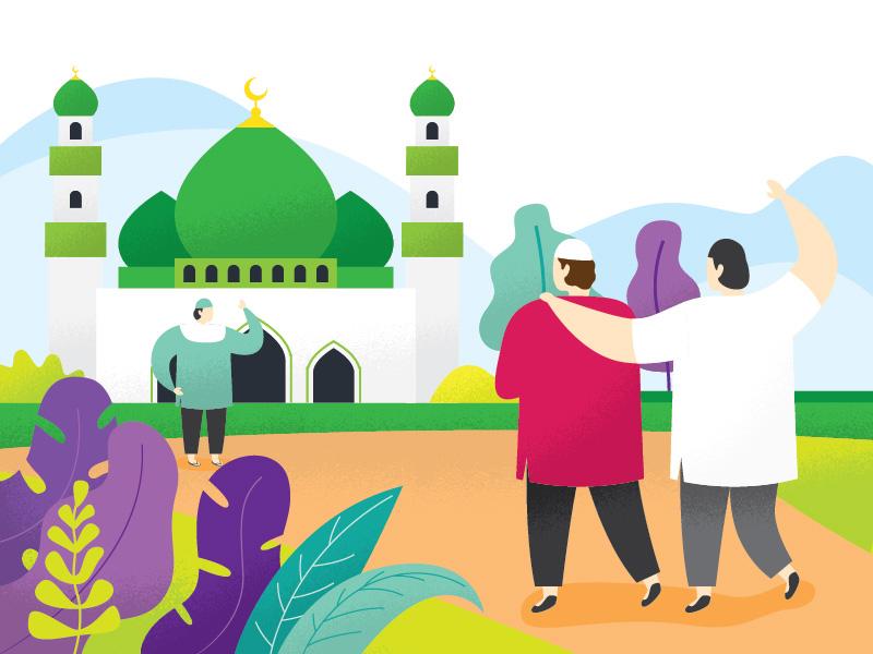 Orang Kafir Takut Pada Pemuda Muslim