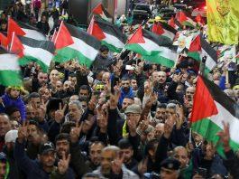 """""""Balfour Baru,"""" Rencana Timur Tengah Trump yang Menyebabkan Kemarahan di Seluruh Palestina"""