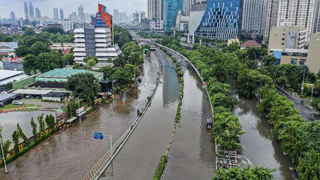 Banjir Jakarta, Hanya Anies yang Disalahin