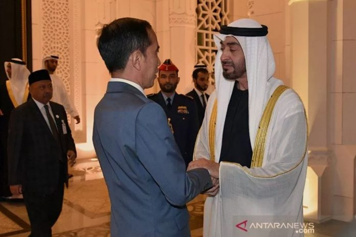 Ke Uni Emirat Arab, Presiden Jokowi Jemput Investasi Rp314 Triliun