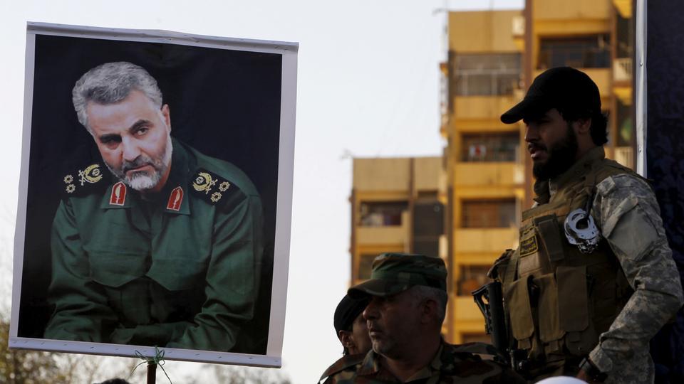 Komandan Top Iran Qasem Soleimani Terbunuh dalam Serangan Baghdad
