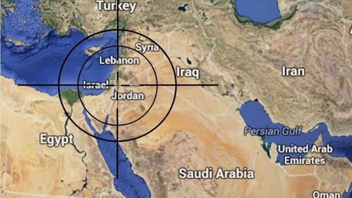 Membaca Ulang Geopolitik Israel Segitiga Iran-Oman-Libya