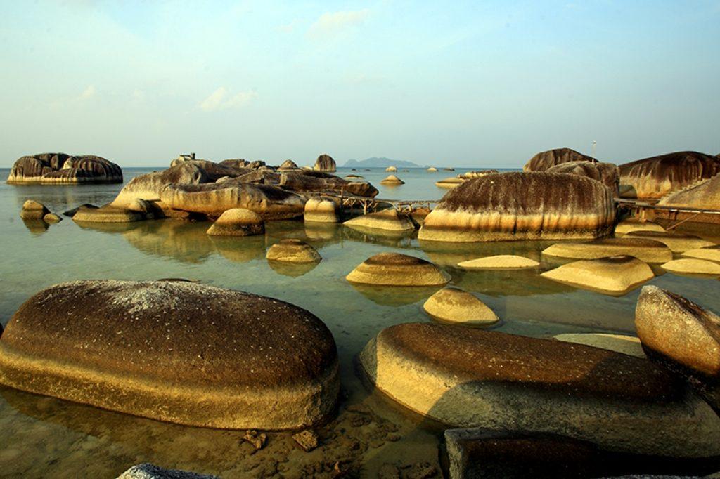 Pesona Wisata Pulau Natuna Surga Bahari Di Perbatasan Indonesia Suara Muslim