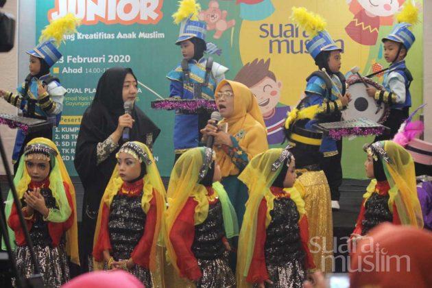 Pentas Junior 1