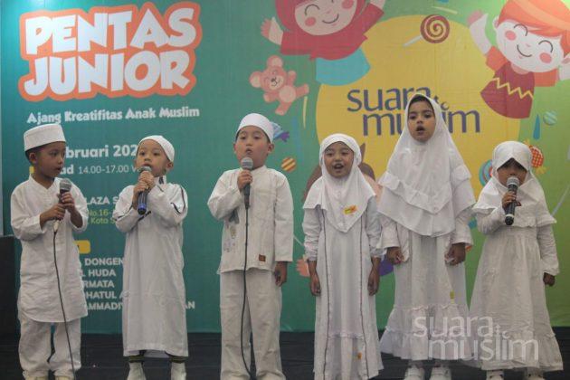 Pentas Junior 6