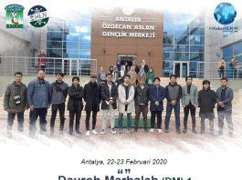 Pertama Kalinya, KAMMI Selenggarakan Rekrutmen Anggota di Turki