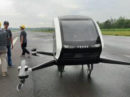 Taksi Terbang Siap Jadi Transportasi Ramah Lingkungan Masa Depan Nih!
