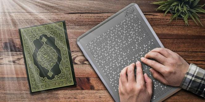 4 Tunanetra Aktif Menghafal Al-Qur'an Melalui Radio Suara Muslim