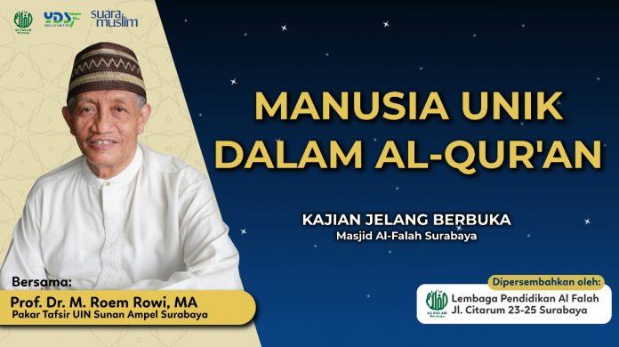 Manusia Unik dalam Al Qur'an