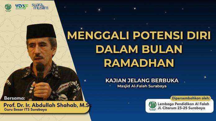 Menggali Potensi Diri dalam Bulan Ramadhan