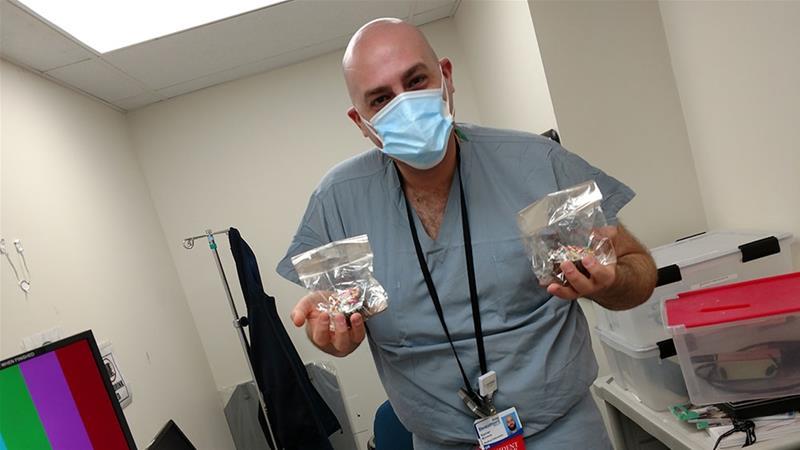 Muslim di Dearborn AS Rutin Kirim Makanan ke Rumah Sakit Selama Bulan Ramadan