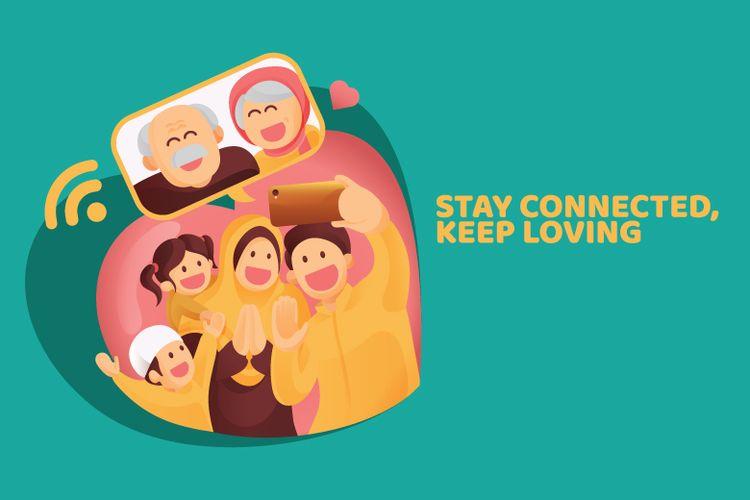 Peaceful Media: Silaturahmi Virtual untuk Hubungan yang Harmonis