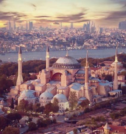 Hagia Sophia Kembali Jadi Masjid, Turki Jamin Akan Selalu Jadi Warisan Dunia